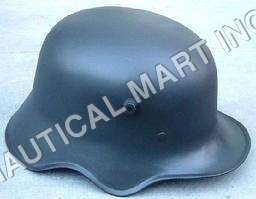 German Cutout Shell Helmet