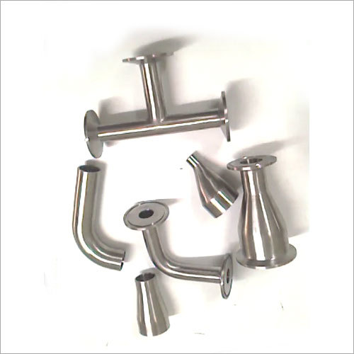 Stainless Steel Electropolished Fittings