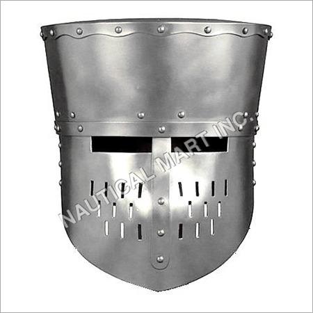 Antique Knight Helmet