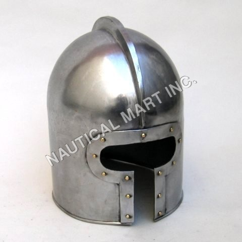 Barbuta Armour Helmet