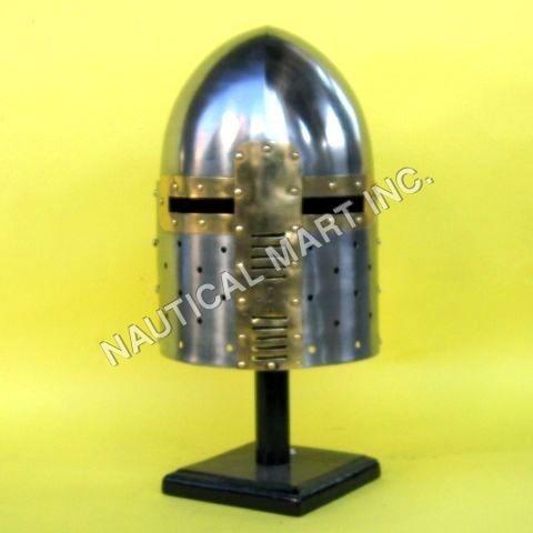 Armor Knight Sugar Loaf Helmet