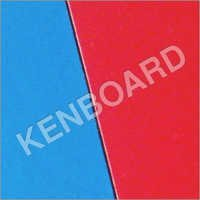 Blue and Red Board