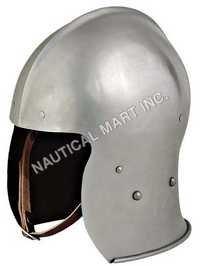 Armor Helmet European Barbote
