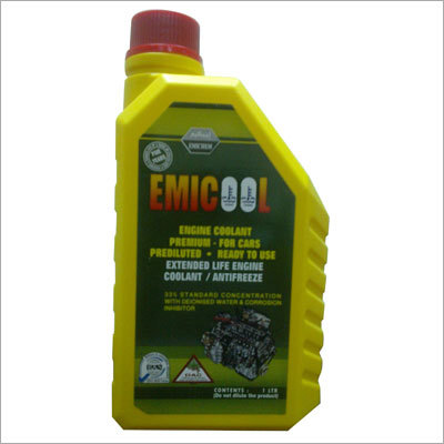 Engine Coolant oil