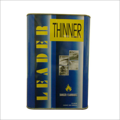 Leader Thinner bottle
