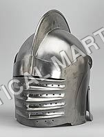 Armor Medieval Millanese Helmet