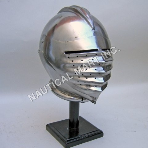 Antique Armor Medieval Maxmilian Helmet