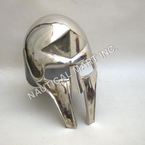 Medieval Armor Gladiator  Helmet