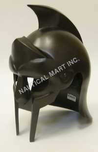 Antique Gladiator Armor Helmet