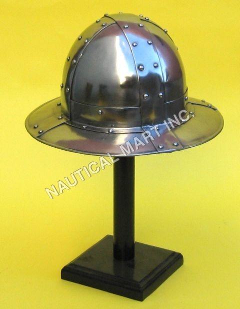 Kattle Round Hat Deluxe Helmet