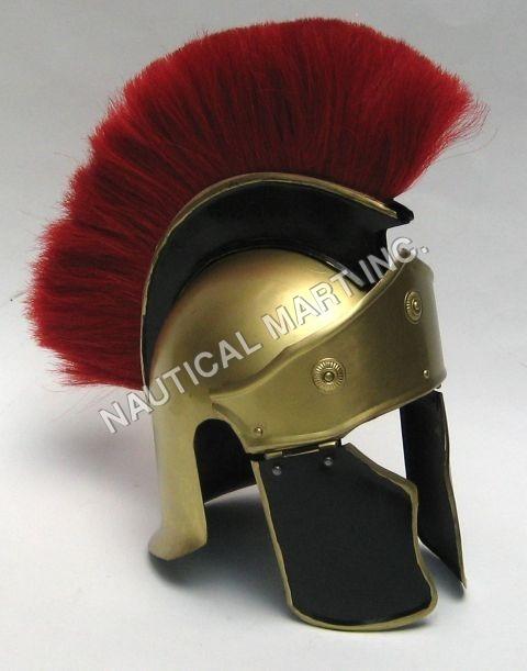 Greek Troy Armor Helmet