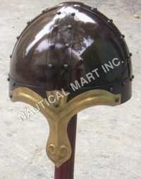 Costume Medievel Norman Knight Helmet