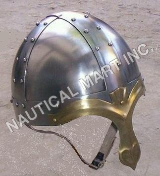 Medieval Norman Nasal Armour Wearable Helmet