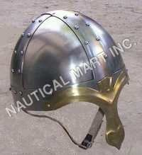 Medieval Norman Nasal Armour Wearable Helmet