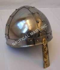Collectible Norman Knight Armor Helmet