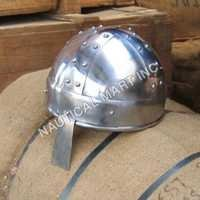 Norman Round Armor Helmet