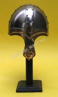 Antique Norman Armor Helmet