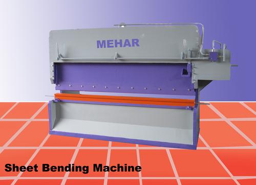 Hydraulic Sheet Bending Press