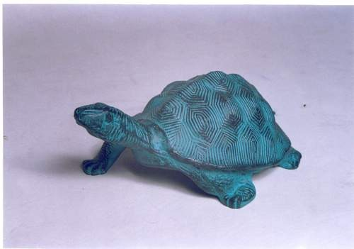 Small Turtle Sculpture