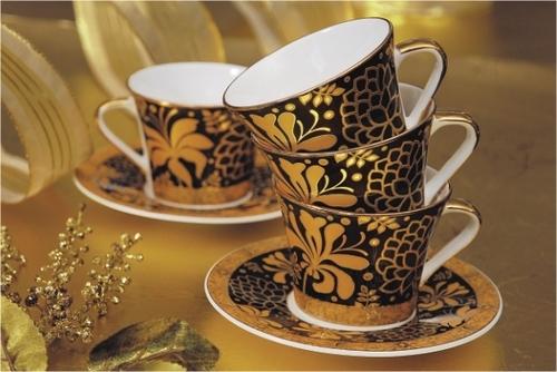 Antique Tea Cups Saucers