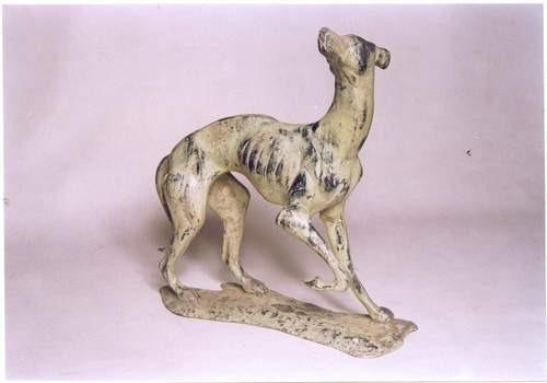 Greyhound Sculpture for Garden