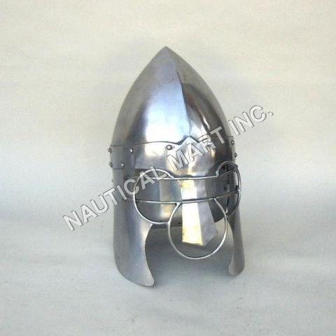 Saxon Knight Medieval Helmet