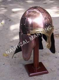 Armour Helmet Medieval Viking Adult Size