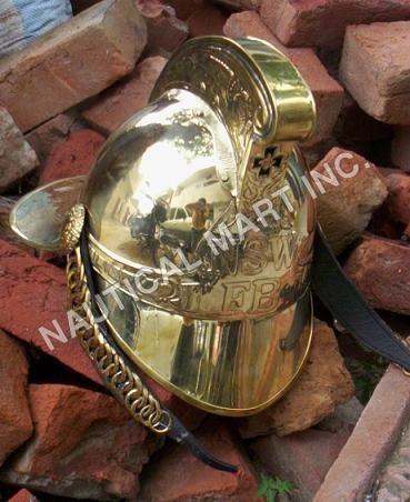 Fireman's Armor Helmet