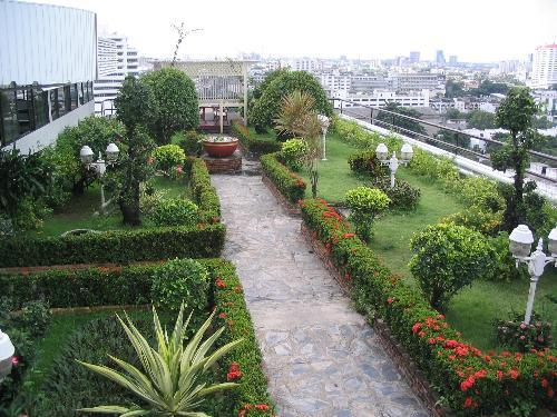 Merveilleux Terrace Garden Design 4