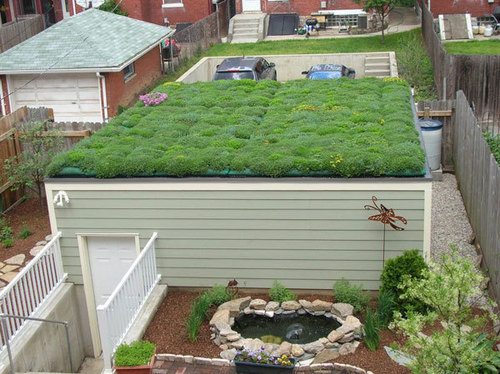 Terrace Garden Design 12