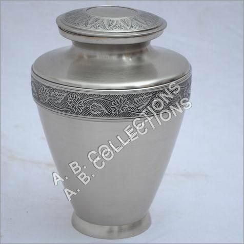 Designer Brass Cremation Urns