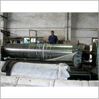 Heavy Duty Hard Chrome Plated Roll