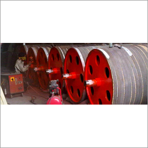 Hypolon Rubber Rollers