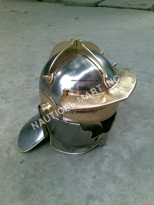 Roman Fighter Helmet Adult Size