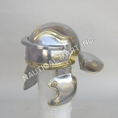 Medieval Roman Armor Helmet