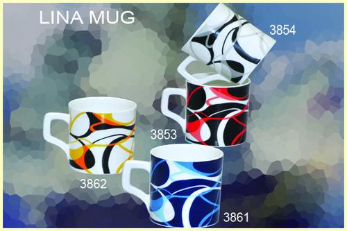 Lina Shape Mug