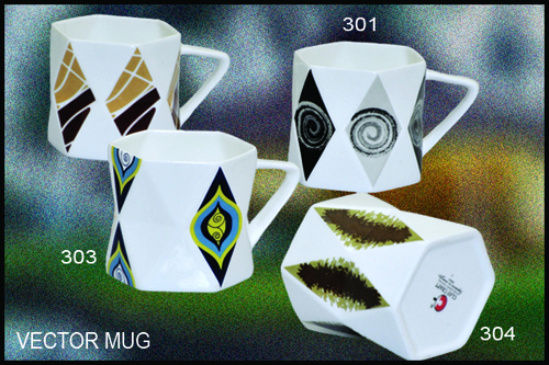 VECTOR  Coffee Mugs