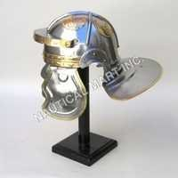 ARMOUR HELMET ROMAN GUARD IMPERIAL  ITALIC  ADULT SIZE