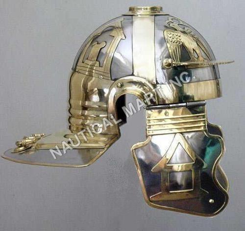 ARMOUR HELMET ROMAN KINGS ADULT SIZE
