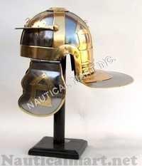 ARMOUR HELMET ROMAN EMPEROR ADULT SIZE