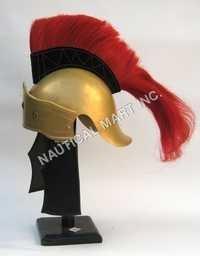 Greco Roman Helmets