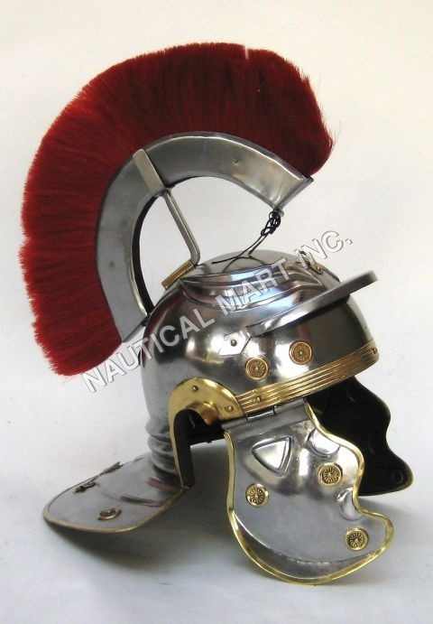 ROMAN CENTURIAN HELMET ADULT SIZE