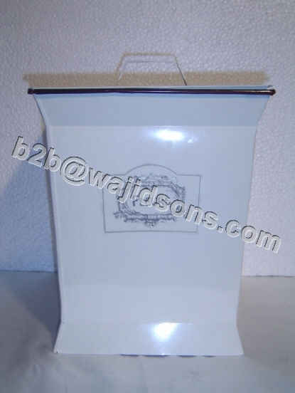 RECTANGLE BOX WITH COVER