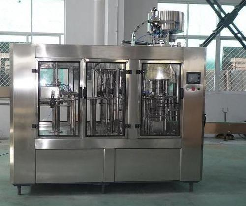 Bottle Filling & Capping Machine For Liquid