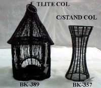 Hanging Hut Pillar Holder Wire