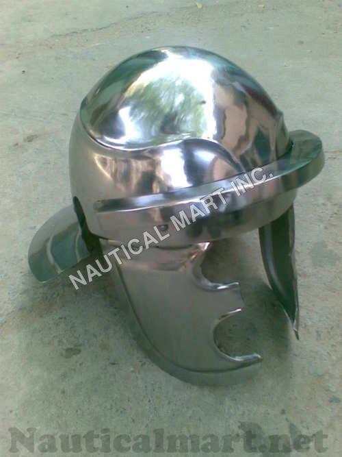 Medieval Roman Gallic Helmet