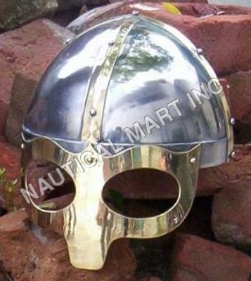 Viking Mask Deluxe Helmet