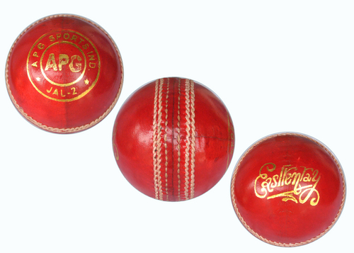 English Leather Cricket Ball