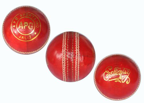 English Leather Cricket Ball