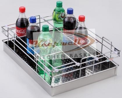 Bottle Perforated Kitchen Basket